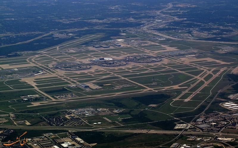 فرودگاه بین المللی دالاس