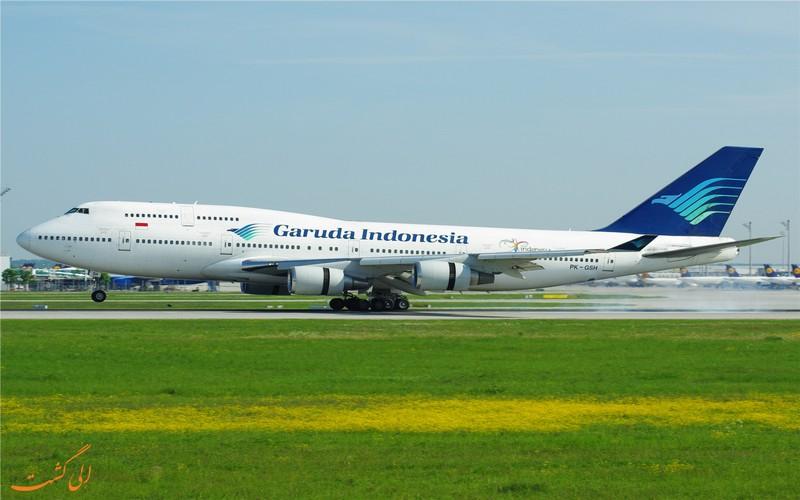 هواپیمایی گارودا ایندونزیا