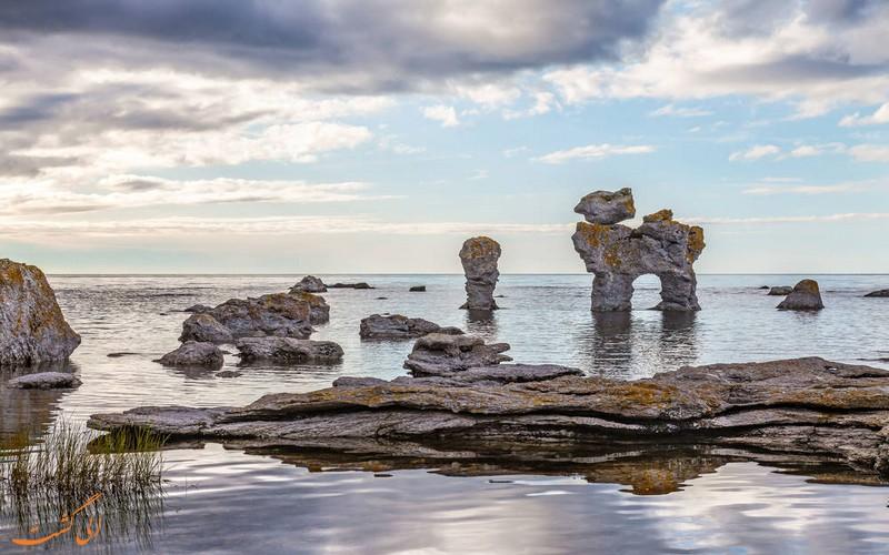 جزیره گوتلند سوئد