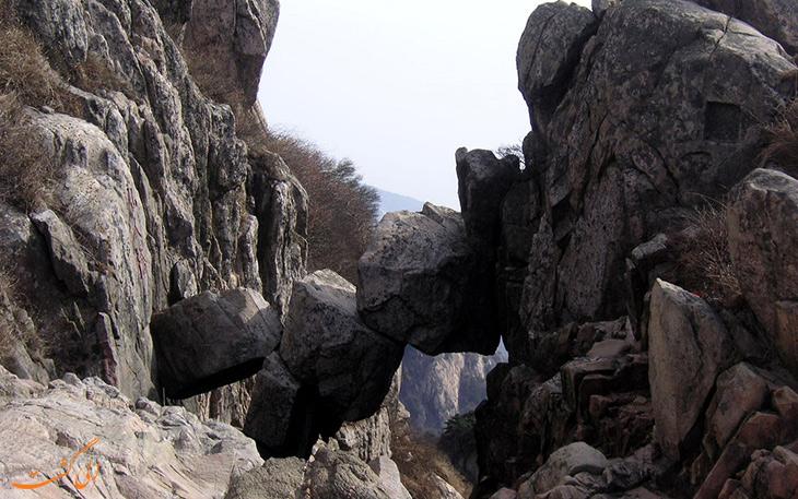 صخره پل جاویدان