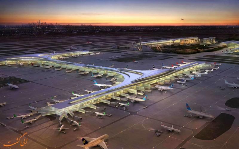 فرودگاه بین المللی شانگهای
