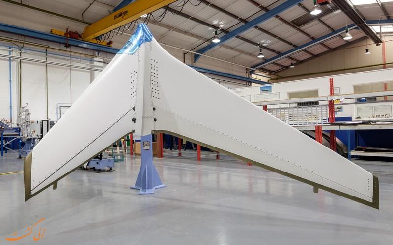 طراحی دم هواپیمای بوئینگ