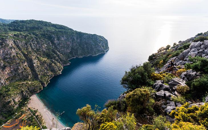 دره پروانه ها ترکیه