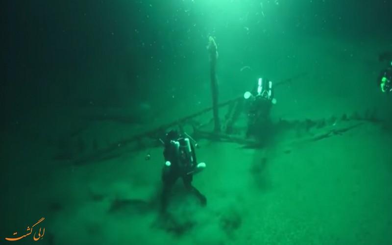 قدیمی ترین کشتی جهان