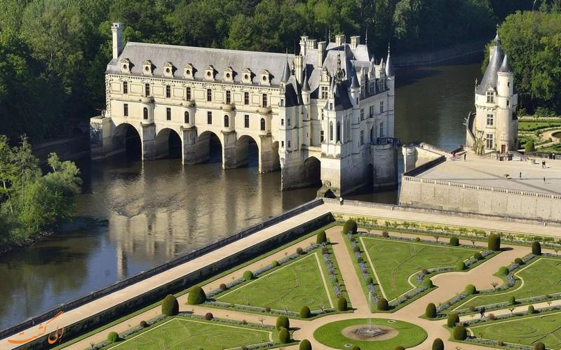 قصر شنونسو فرانسه