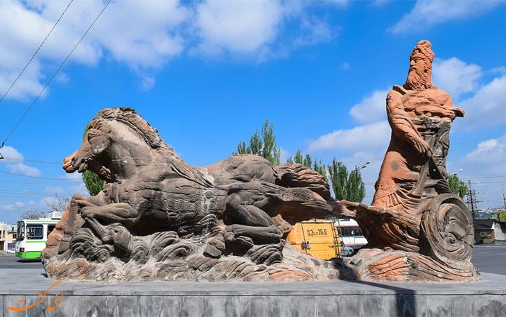 موزه اربونی ایروان