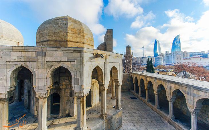 باکو مدرن و تاریخی
