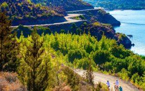 سفر جاده ای در ترکیه