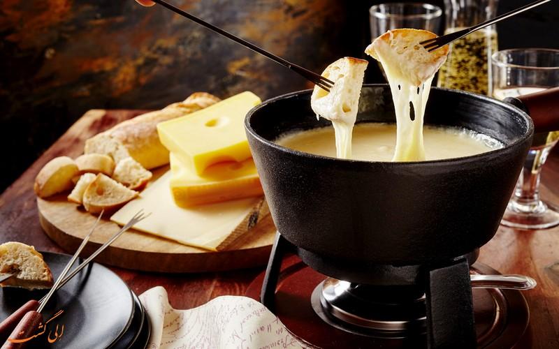 فوندوی پنیر