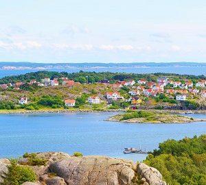 جزایر زیبای سوئد