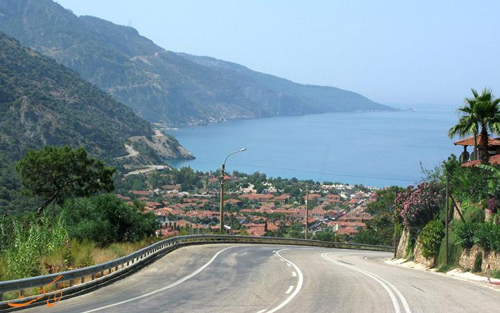 جاده های ترکیه- و سفر به باتومی