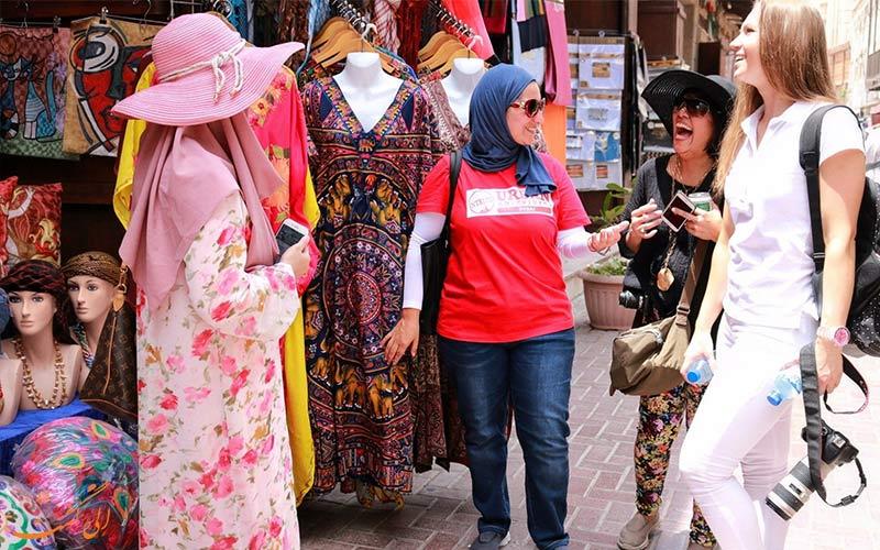 بازار بور دبی