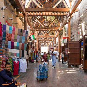 بازار پارچه دبی-الی گشت