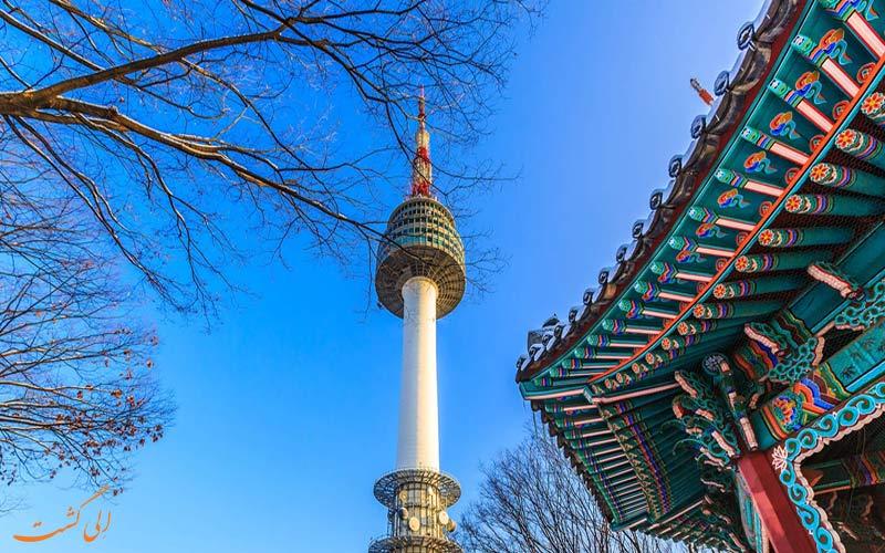 برنامه سفر به کره جنوبی