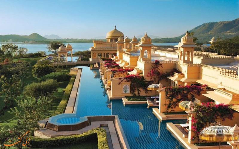 جاذبه هند برای مراسمات