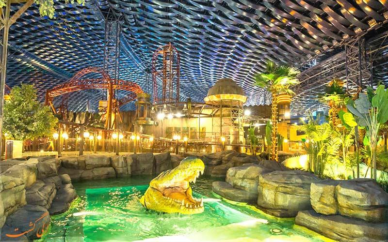 پارک های تفریحی دبی-سفر به امارات و دبی