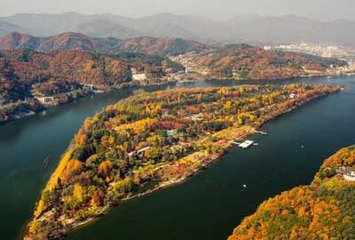 جزیره نامی کره جنوبی-الی گشت
