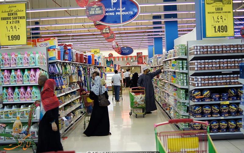 خرید در القصیص دبی
