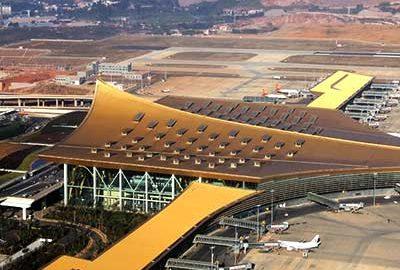 فرودگاه کانمینگ چانگشوی چین-الی گشت