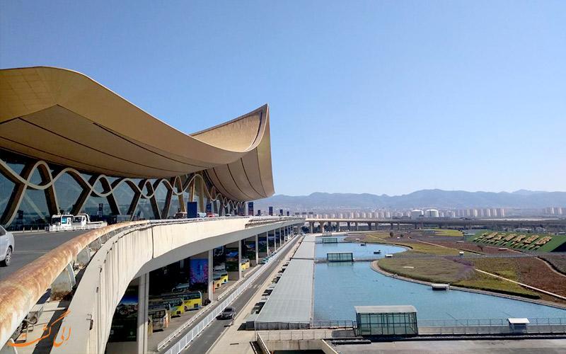 فرودگاه کانمینگ چانگشوی در چین