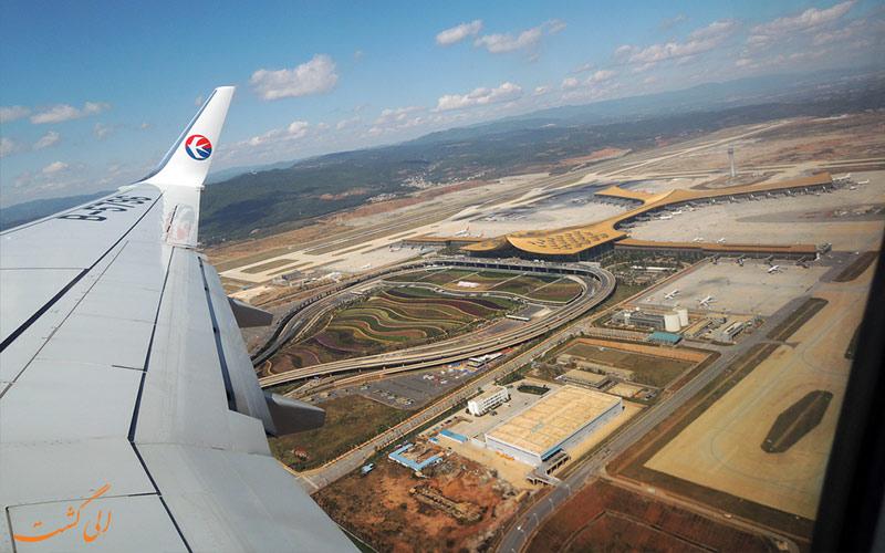 فرودگاه های چین
