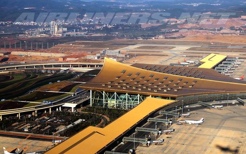 فرودگاه کانمینگ چین-شرایط زندگی در چین