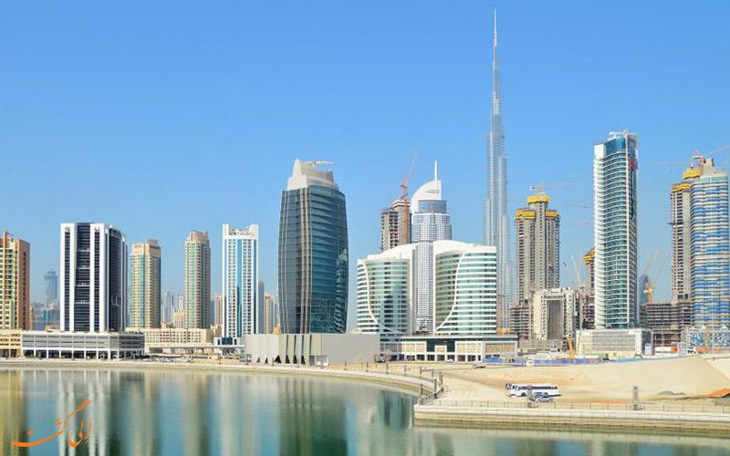 آپارتمان های منطقه آل برشا دبی