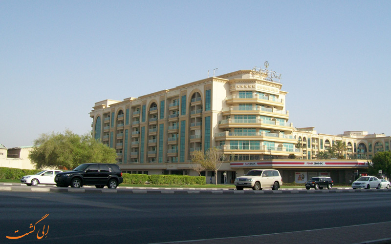 هتل های موجود در محله القصیص