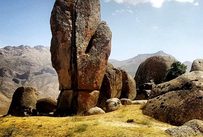 روستای خورنج در پیرانشهر