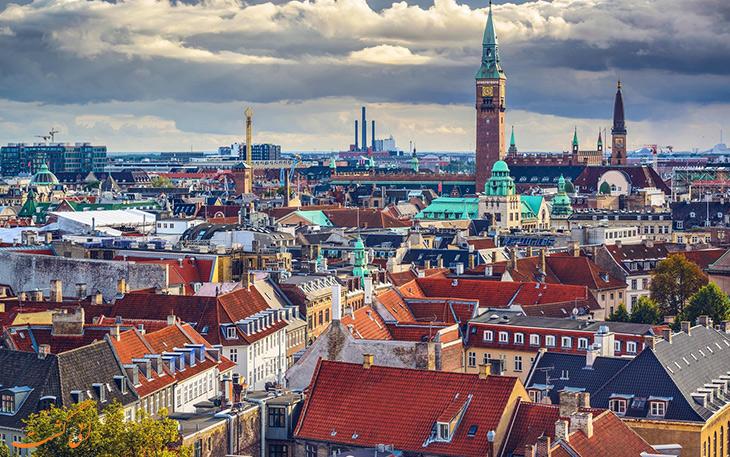 پربازدیدترین جاذبه های کپنهاگ