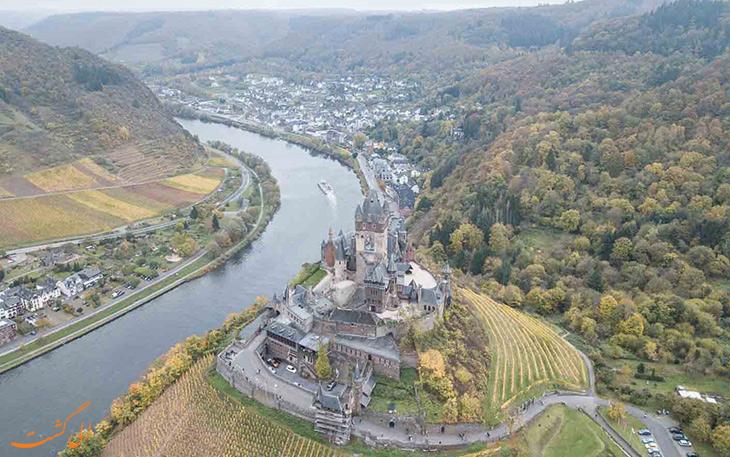 تاریخچه قلعه کوکهم