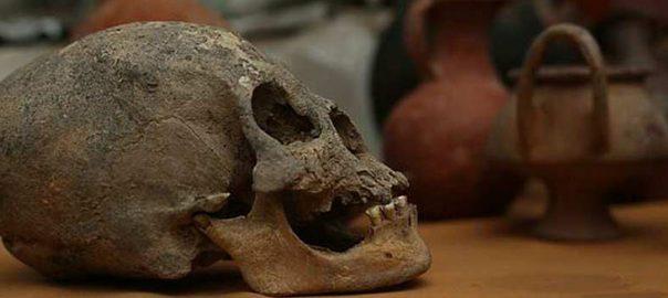 کشف گورهای 500 ساله در بولیوی