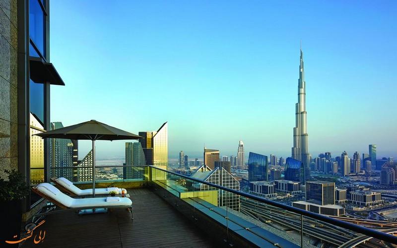 هتل 5 ستاره شانگری لا در دبی