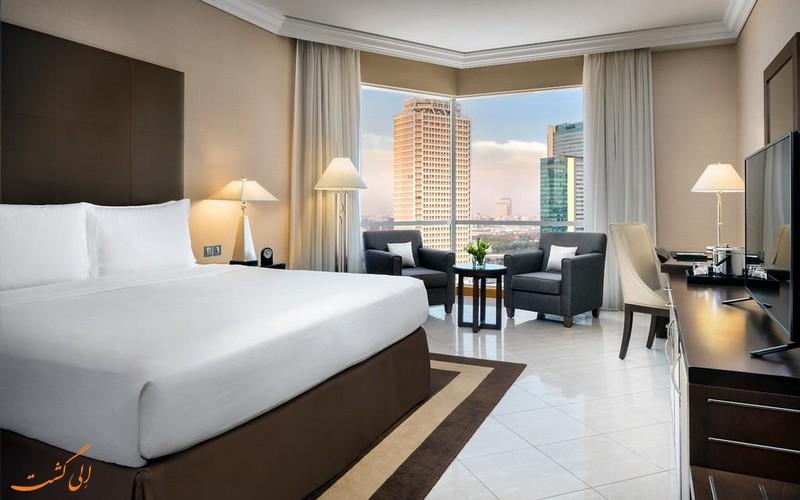 هتل 5 ستاره فیرمونت
