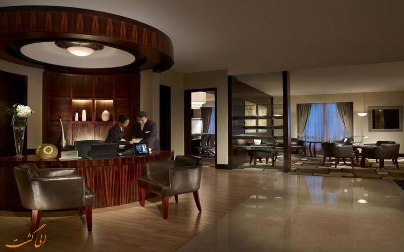 هتل 5 ستاره شانگری لا دبی