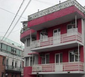 هتل نیو پالاس شاردنی تفلیس