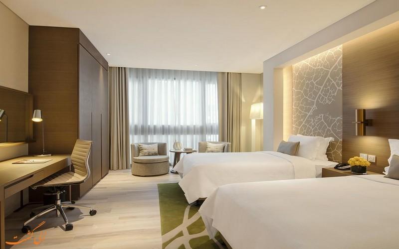 هتل 5 ستاره البندر روتانا در دبی