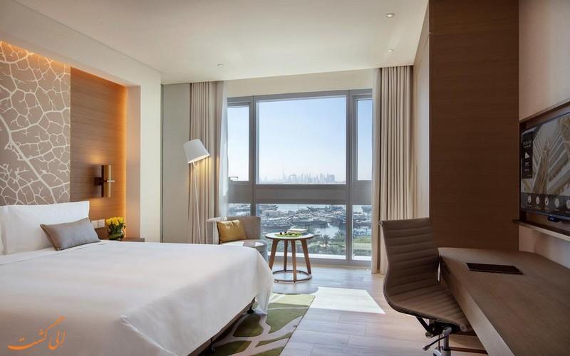 هتل 5 ستاره البندر روتانا دبی