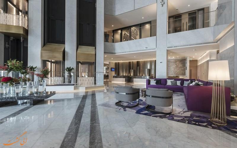 هتل 5 ستاره البندر روتانا