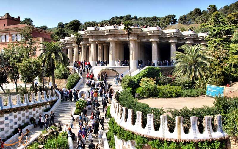 آثار گائودی   Gaudi's works