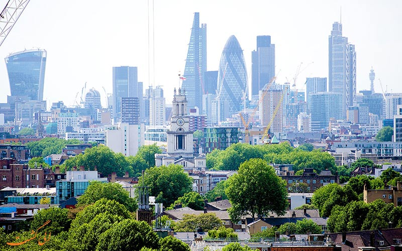 گران ترین محله های لندن