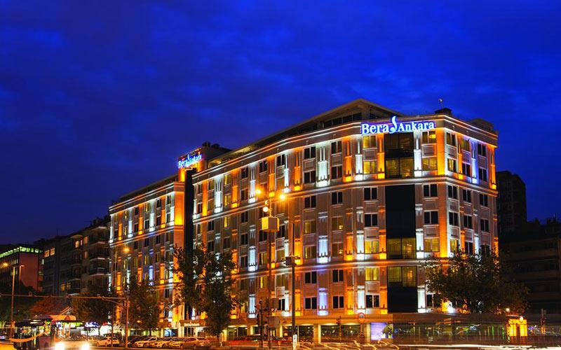 هتل برا آنکارا | Bera Ankara