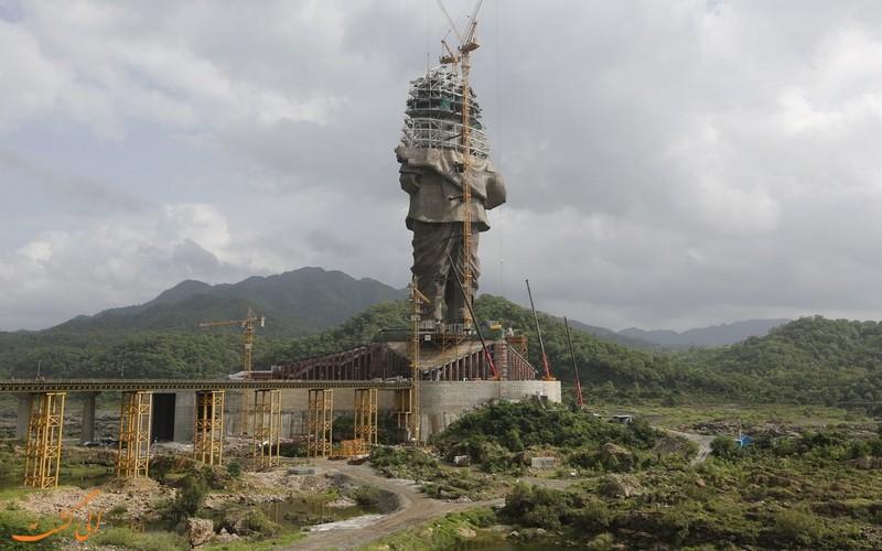 بزرگ ترین مجسمه در دنیا