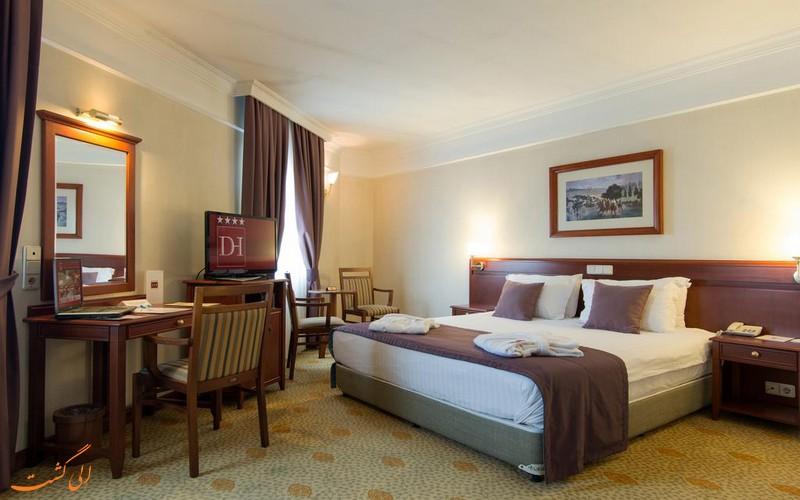 هتل دیلا در استانبول