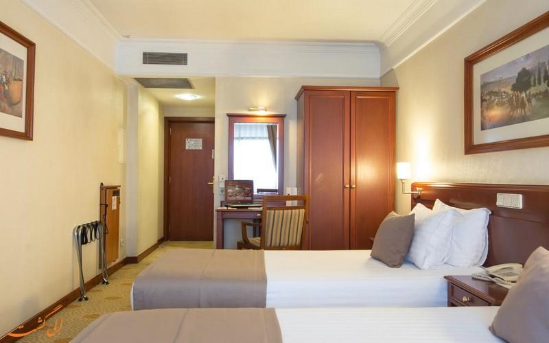 هتل 5 ستاره دیلا استانبول