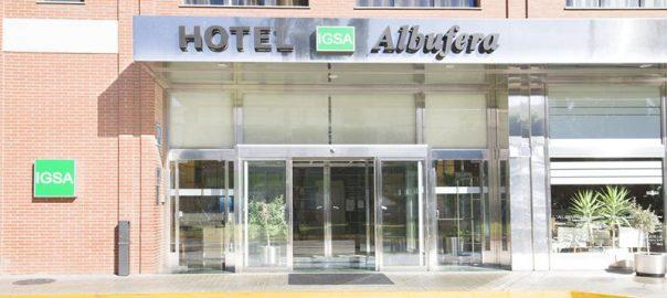 معرفی هتل بست وسترن آلبوفرا والنسیا | 4 ستاره
