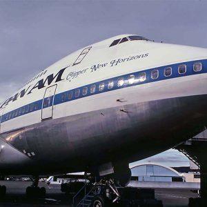 پرواز شماره 50 پن آمریکا