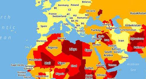 ایران جزء امن ترین کشورها