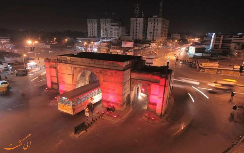 با اولین شهر ثبت شده ی جهان در یونسکو، شهر احمدآباد در هند آشنا شوید