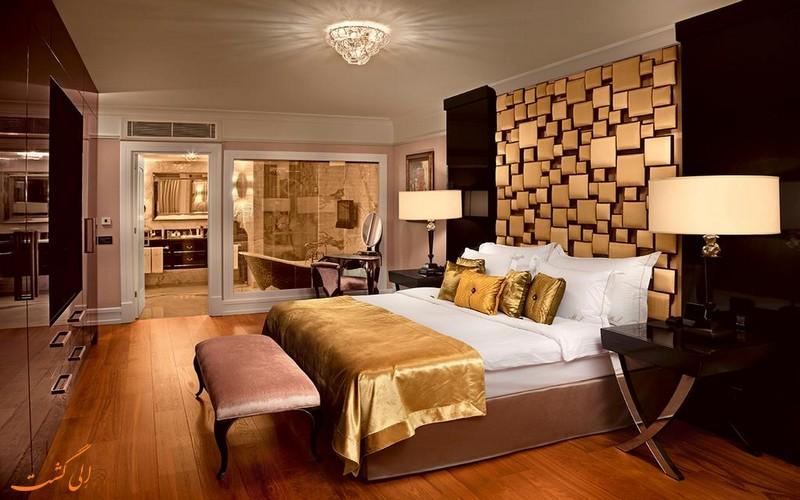 هتل 5 ستاره دیوان آسیا استانبول